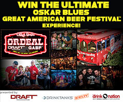 Oskar Blues GABF Giveaway 2015