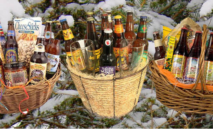 24. Craft Beer Gift Basket Design the perfect craft bee