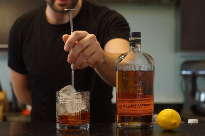 Home Bar Project How To Make An Old Fashioned The Drink