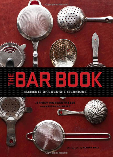 09)The Bar Book: Elements of Cocktail TechniqueI