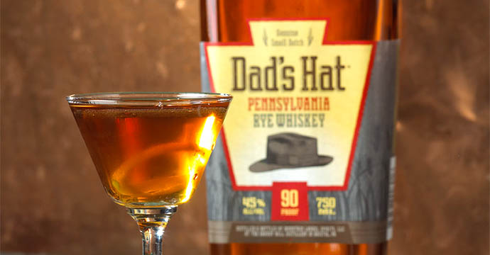 01) A Nice Bottle of WhiskeyWith the looming bourbon c