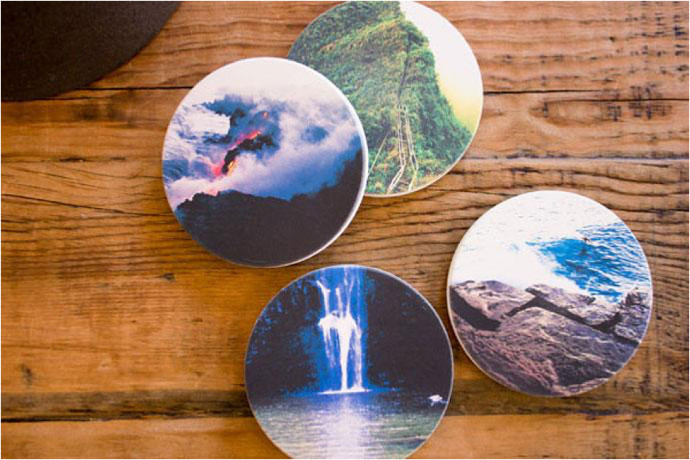 1. Instagram Coasters Turn your Instagram photos into beauti