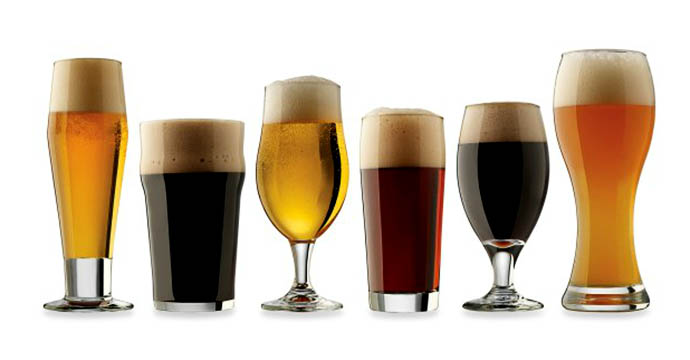 9) Beer Glass Set  Not  all beers are best sipped from a pin