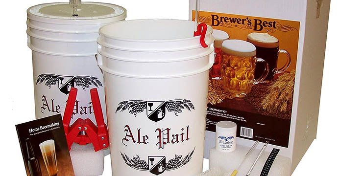 2) Home Brewing Kit  If  you want a fun activity you can do