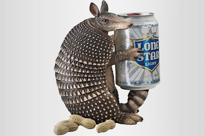 17.Armadillo Beverage Holder, $19.95-$29.95 Available