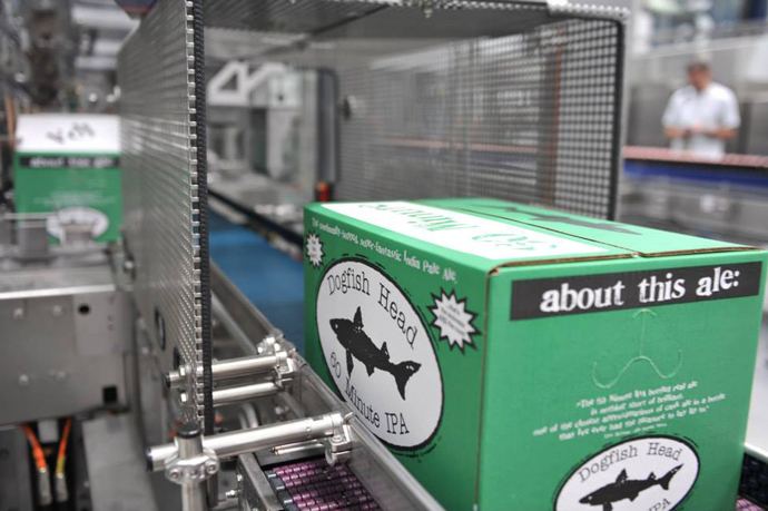 Flying dog brewery 52 miles from downtown the drink nation for Craft store frederick md
