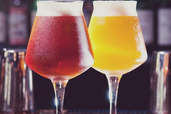 2. Elegant Glassware: -TeKu: The World's Best Beer Gla