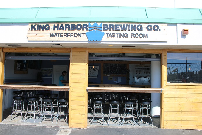 King Harbor Brewing Waterfront Tasting Room For those