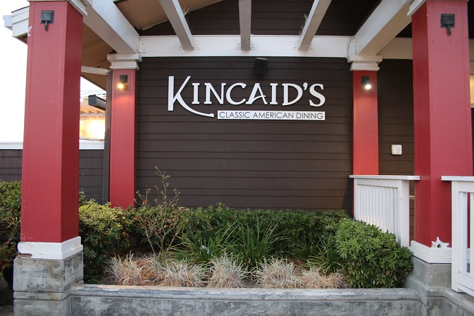 Kincaid's  Elevate the bar crawl with a stop at Kincai
