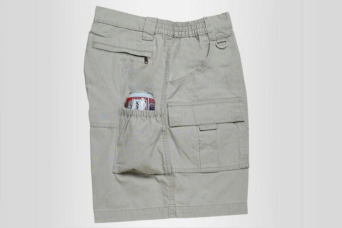 16. Beverage/Beer Can Shorts, $39.99 We've heard of ca