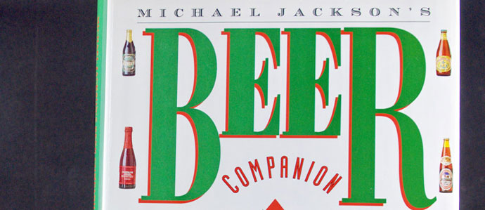 3) Michael Jackson's Beer Companion  Author  Michael J