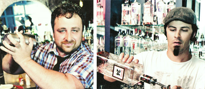 On the Rock: Plymouth Gin