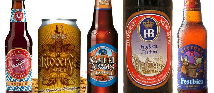 'Tis the Season (for Oktoberfest Beers)