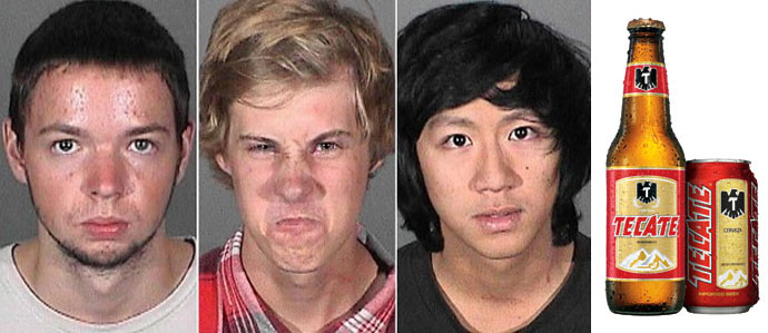 19-Year-Old Beer Burglars Arrested