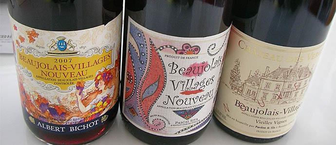 November 17 is Beaujolais Nouveau Day