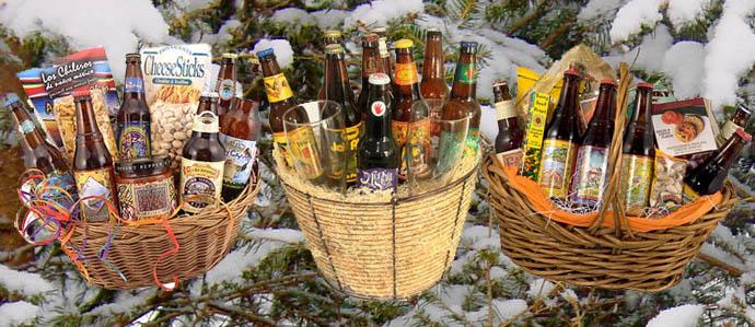 Gift Idea: Craft Beer Basket