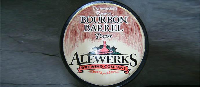 Beer Review: Williamsburg AleWerks Bourbon Barrel Porter