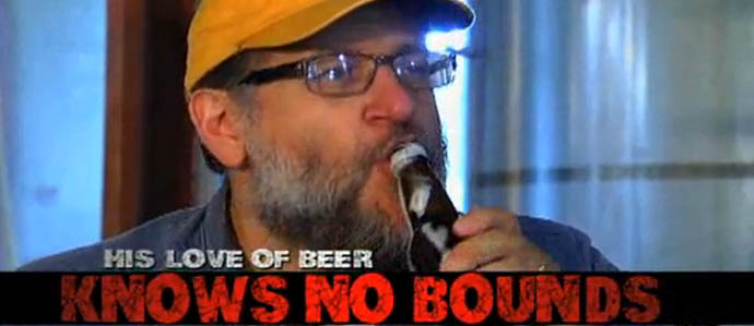New Kickstarter for Lew Bryson's American Beer Blogger TV Show