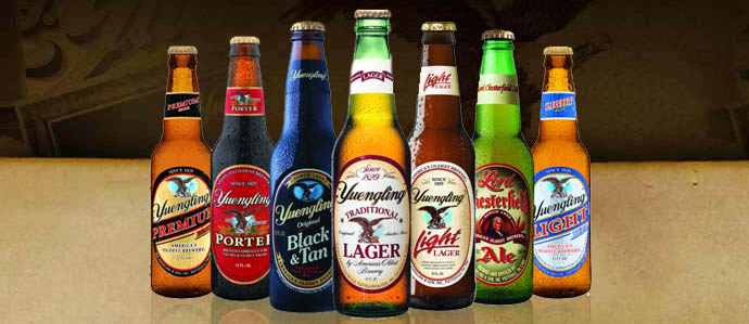 Yuengling Is Now America's Largest Brewery