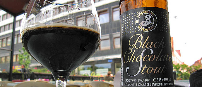 Beer Review: Brooklyn Black Chocolate Stout