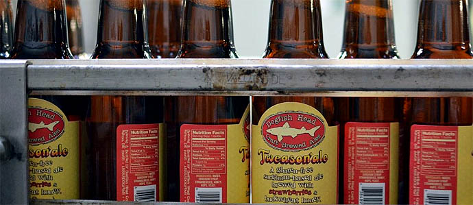 Beer Review: Dogfish Head Tweason'ale