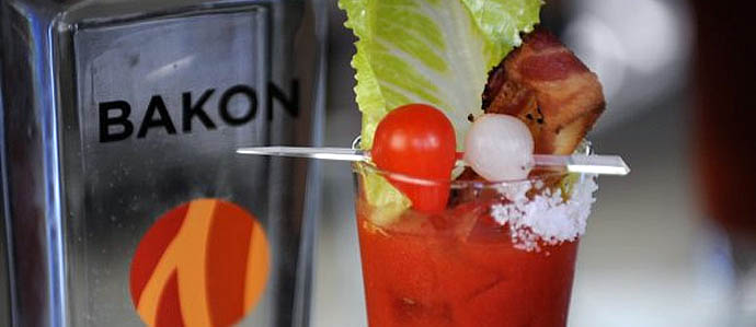 A Swig of Pig: Drinkable Bacon