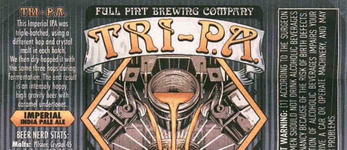 Beer Review: Full Pint Tri-PA
