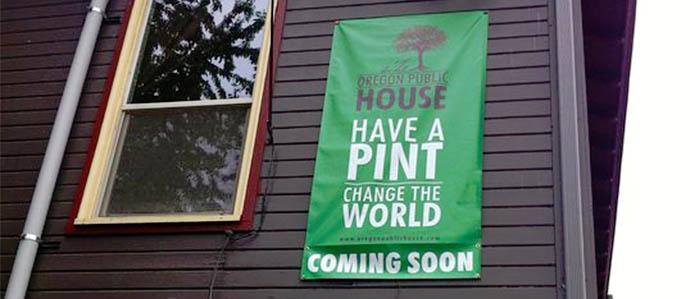 Oregon Public House: The Brewpub with Heart