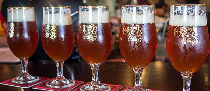 Beer Review: Brewery Ommegang Scythe & Sickle Harvest Ale
