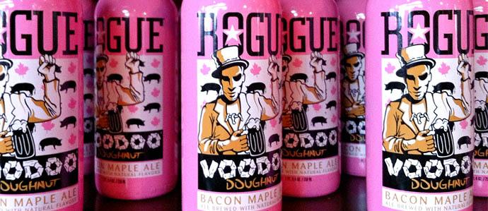 Beer Review: Rogue Voodoo Doughnut Bacon Maple Ale