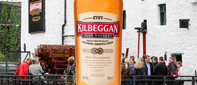 Spirit Review: Kilbeggan Irish Whiskey