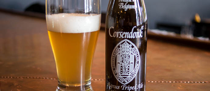 Beer Review: Corsendonk Agnus Tripel Ale