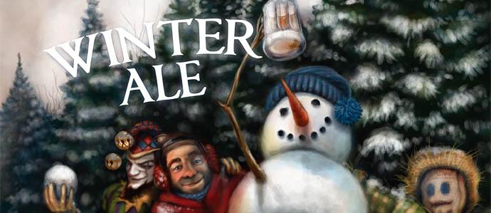 Beer Review: Weyerbacher Winter Ale