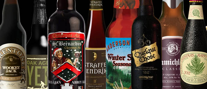 Beer Gift Guide: 8 Winter Beers for the Characters in Your Life