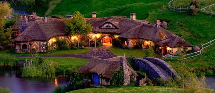 The Green Dragon: Real Life Hobbit Bar Opens for Business
