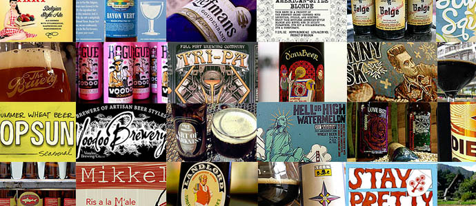 The Year in Beer: 40 Beer Reviews from 2012