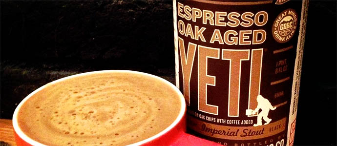 Beer Review: Great Divide Espresso Oak-Aged Yeti