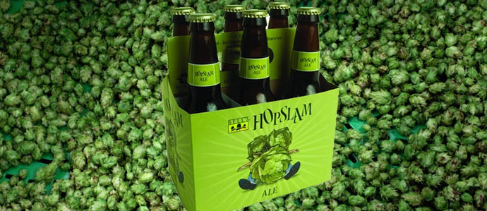 Beer Review: Bell's Hopslam Ale