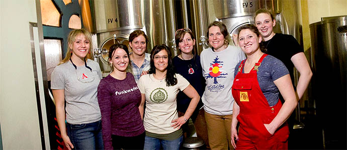 Beer Review: Ellegance, Colorado's First Beer Brewed by Women Only