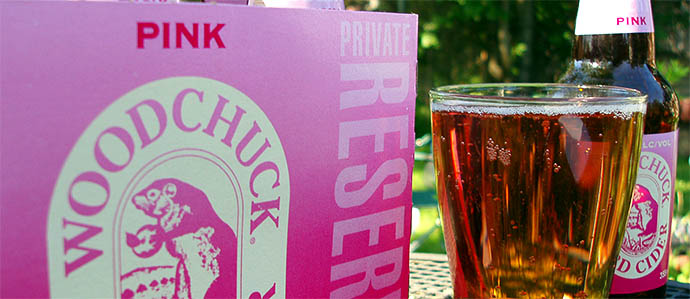 Cider Review: Woodchuck Hard Cider Private Reserve Pink