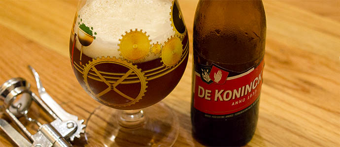 Beer Review: De Koninck by Brouwerij De Koninck