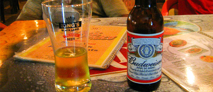 Budweiser Most Popular Drink Among Injured ER Patients