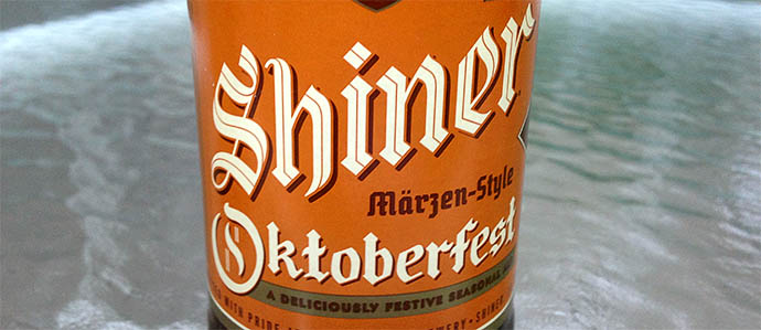 Beer Review: Shiner Oktoberfest 2013