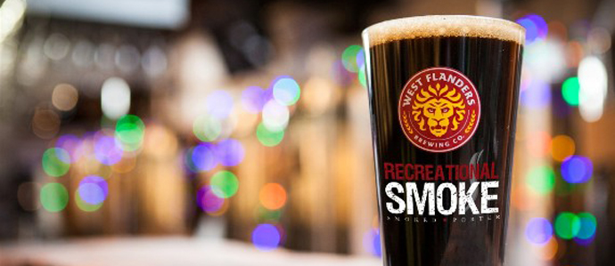 Beer Review: West Flanders Brewing Co.'s Recreational Smoke