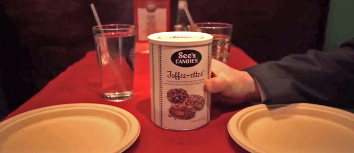 'Pedestrians In Bars Eating Toffee' Spoofs Seinfeld's 'Comedians In Cars Getting Coffee'
