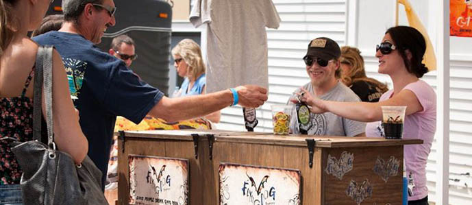 Vip tickets for maryland craft beer fest are already sold for Craft store frederick md