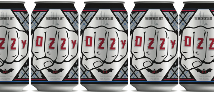 The Brewers Art Wants to Hear From Fans On What to Rename its Ozzy Beer
