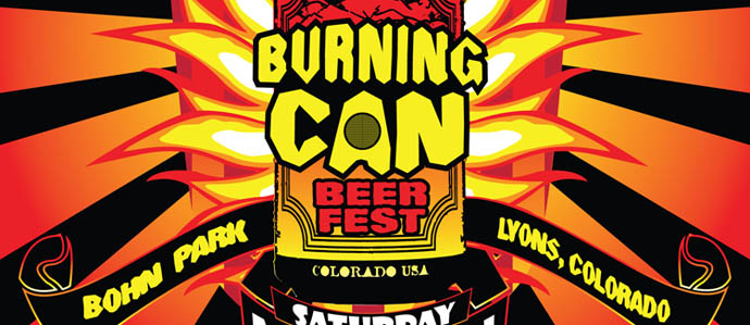 Burning Can Returns to Lyons