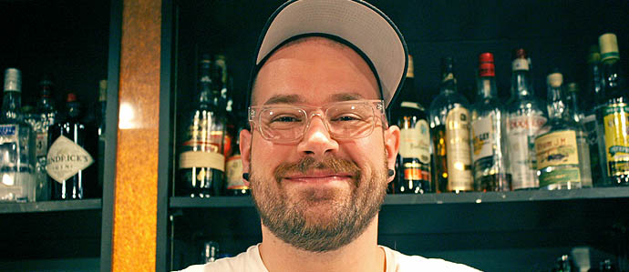 Bartender Q+A: Mike 'Juice' Treffehn from Franklin Mortgage & Investment Co.