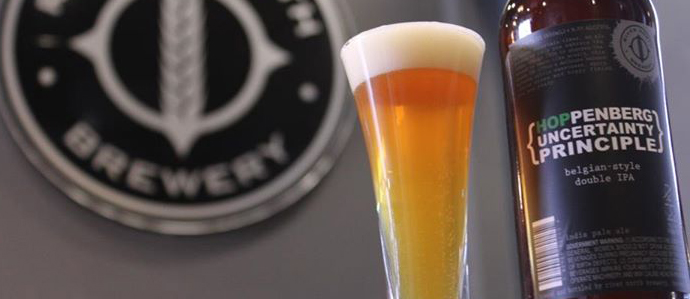 Beer Review: River North Brewery's Hoppenberg Uncertainty Principle